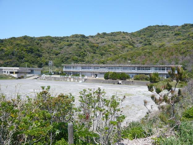 P1210222神島小中学校