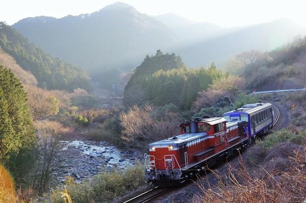Photos: 亀山配給(出場)IMGP5320