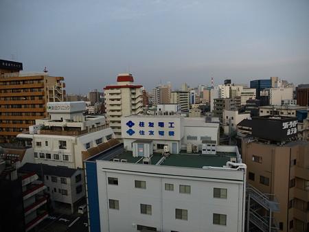 ホテルから眺め2(宇都宮)