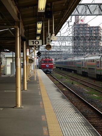 EF81+24系客車 北斗星(宇都宮駅)1