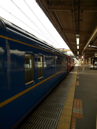 EF81+24系客車 北斗星(宇都宮駅)11