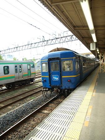 EF81+24系客車 北斗星(宇都宮駅)21