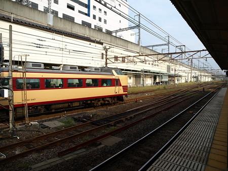 485系快速フェアーウェイ(宇都宮駅)4