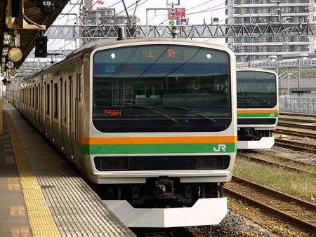E231系(宇都宮駅)2
