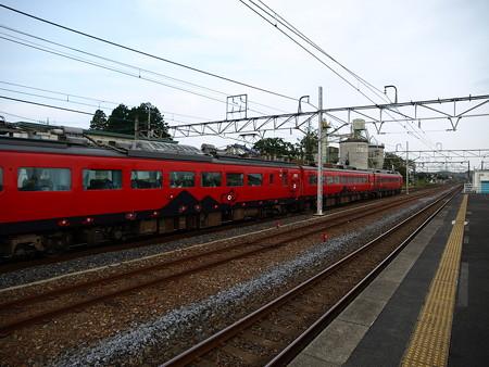 485系特急あいづ号(宝積寺駅)8