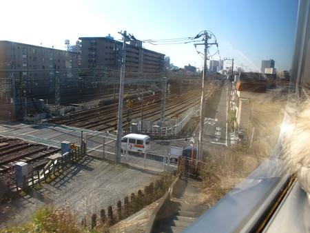 大口→東神奈川の車窓9