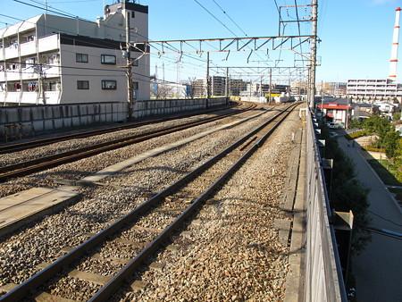 JR八丁畷駅1