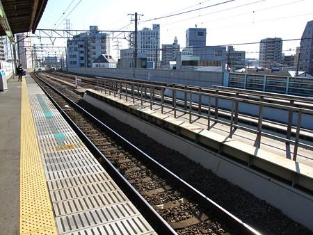 JR八丁畷駅2