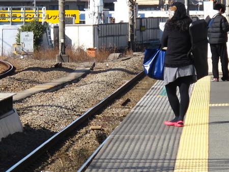 JR八丁畷駅4