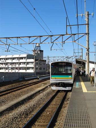JR八丁畷駅12
