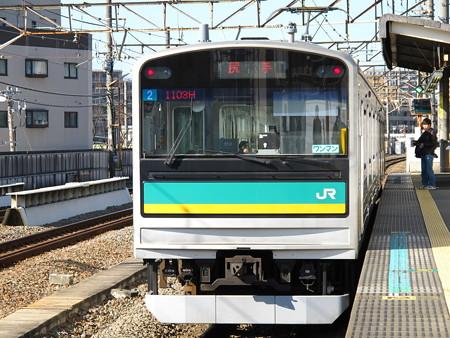 JR八丁畷駅13