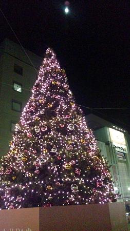町田ミーナクリスマスツリー...