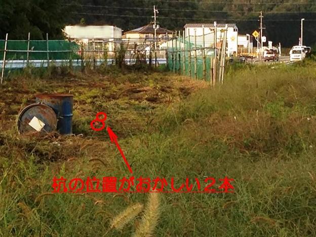 20141004午後の畑、少し作業ス、1 (3)