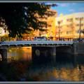 写真: 黄金橋