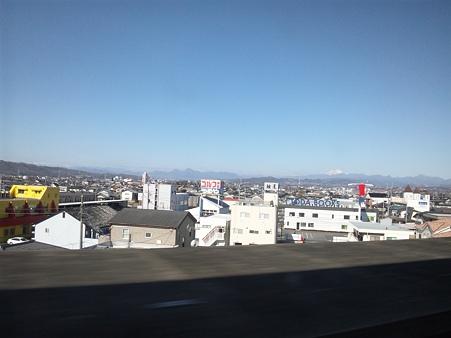 長野県塩尻市へ