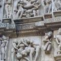 Photos: 愛の彫刻、ミトゥナ像 Lyrical paean to love and passion  森鴎外が見たら『ヰタ・セクスアリス』を書き直した?