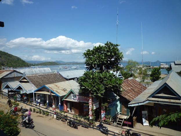 バンガローから Panoramic view from a bungalow