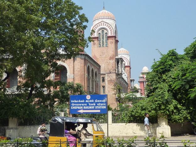 マドラス大学 University of Madras