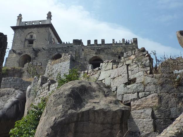 難攻不落の絶壁 Impregnable fort