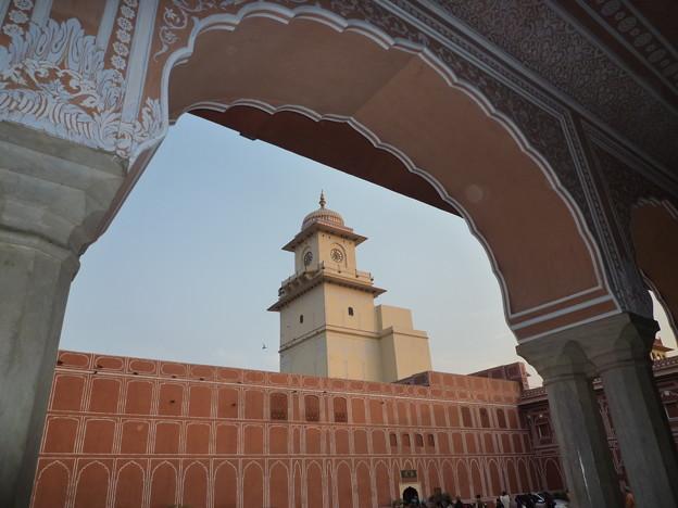 シテイ・パレス時計台 Clock tower,City Palace