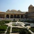 Photos: アンベール城庭園  Garden at Amer Palace