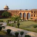 Photos: ジャイガル要塞空中庭園 Jaigarh Fort Charbagh Garden