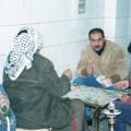 水タバコのカフェ, ヨルダン Waterpipe cafe in Amman,Jordan