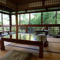 南禅寺畔のカフェ Café near by Nanzen-ji,Kyoto