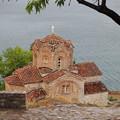 写真: 岬の聖ヨハネ・カネヨ教会 Saint John at Kaneo