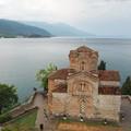 Photos: 湖畔の聖ヨハネ・カネオ教会 Saint John at Kaneo