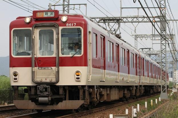 近鉄8600系8617F