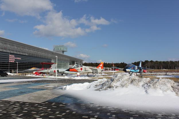 写真: 三沢航空科学館