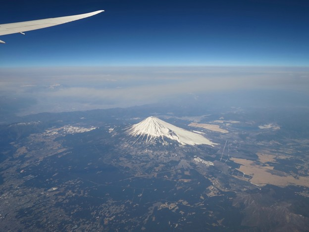 写真: 富士