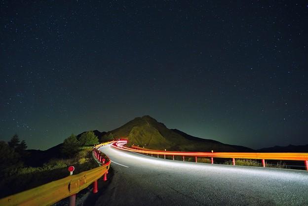【 星空 】。 夜色