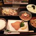 Photos: 鶏のネギ塩炒め