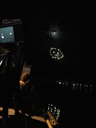 宇和島湾海上打ち上げ花火12