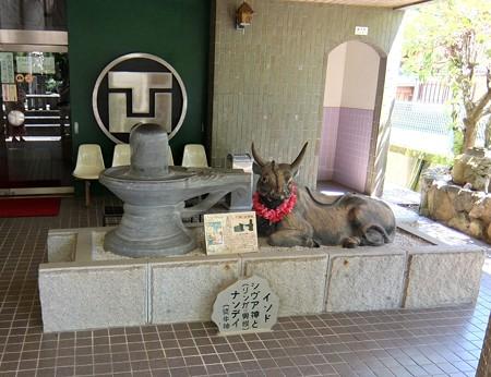 多賀神社19 性の博物館―凸凹神堂入り口