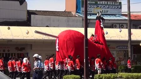 宇和島牛鬼パレード(2)