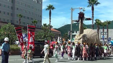 宇和島牛鬼パレード(5)