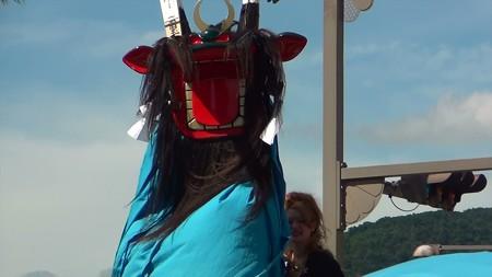 宇和島牛鬼パレード(7)