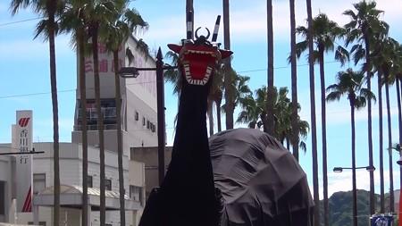 宇和島牛鬼パレード(11)