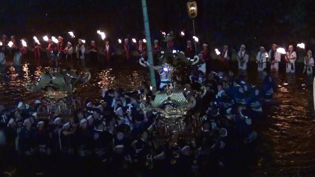 和霊大祭2015 走り込み17 神輿登場3