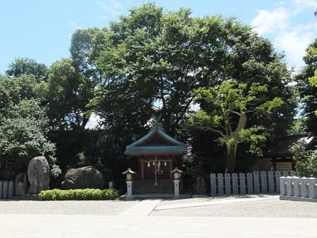 椿神社05 御倉神社(宇迦之御霊神)