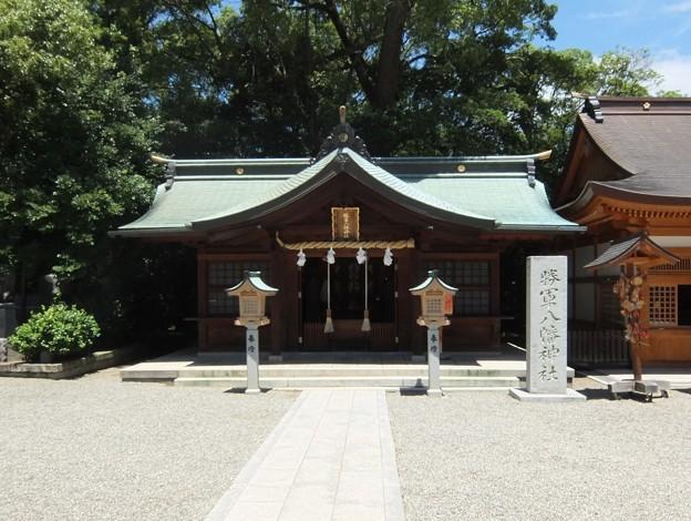 椿神社06 勝軍八幡神社