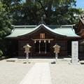 写真: 椿神社06 勝軍八幡神社