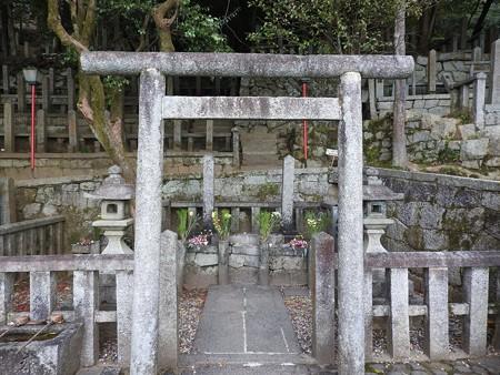 京都霊山護国神社04 坂本龍馬、中岡慎太郎の墓