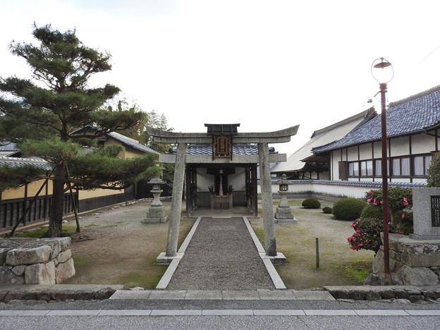 比叡山坂本8 市殿神社(最澄の母)