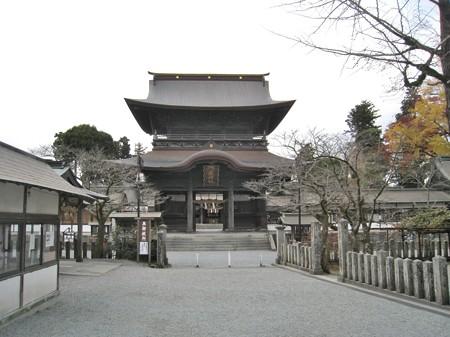 阿蘇神社01 大楼門