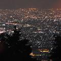 Photos: 夜に大阪を望む
