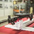 Photos: ドラム式の機関銃@那須戦争博物館
